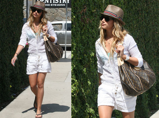 ashley tisdale private