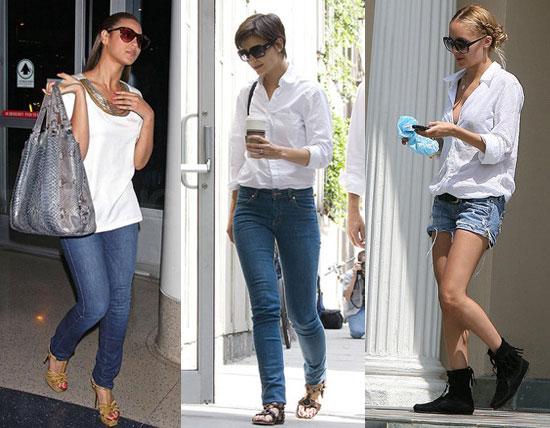 Beyaz Bayan Gömlek Modelleri