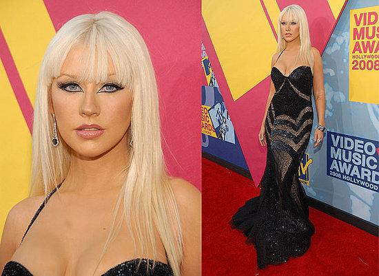 christina aguilera makeup. To say Christina Aguilera