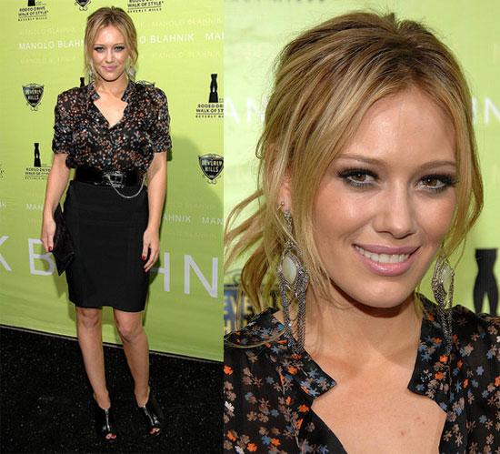 Hilary Duff Saç Modelleri