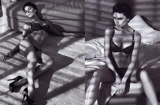 Victoria Beckham For Armani Underwear — Love It or Leave ...