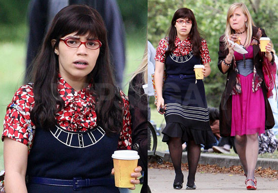 ugly betty clothes. as stylish as Ugly Betty