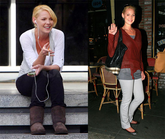 katherine heigl smoking. We can#39;t wait to see Katherine