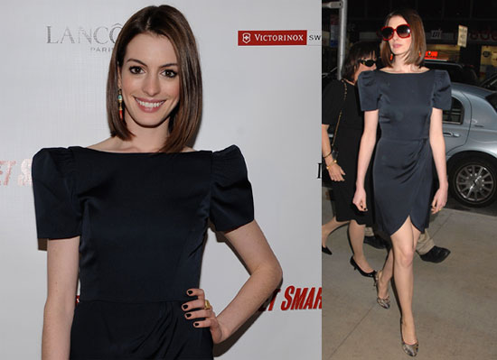 Anne Hathaway Haircut In Devil Wears. Anne Hathaway, especially in