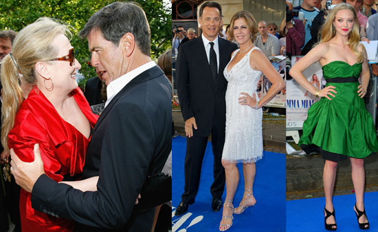 To see more photos including Colin Firth, Christine Baranski, and lots more, ...