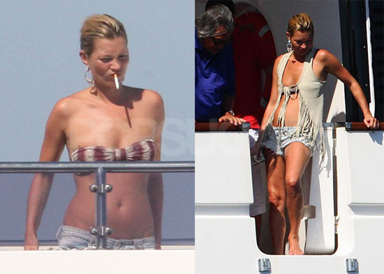 sexy images of kate moss in bikinis
