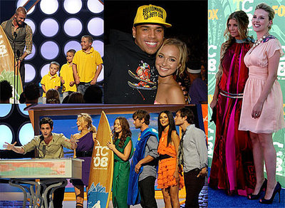 Teen Choice Awards: Round-Up