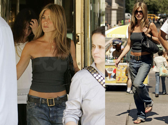 how much does jennifer aniston weigh