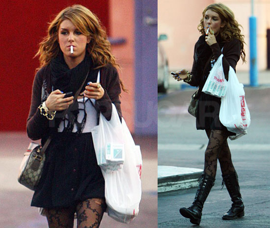 shenae grimes to thin