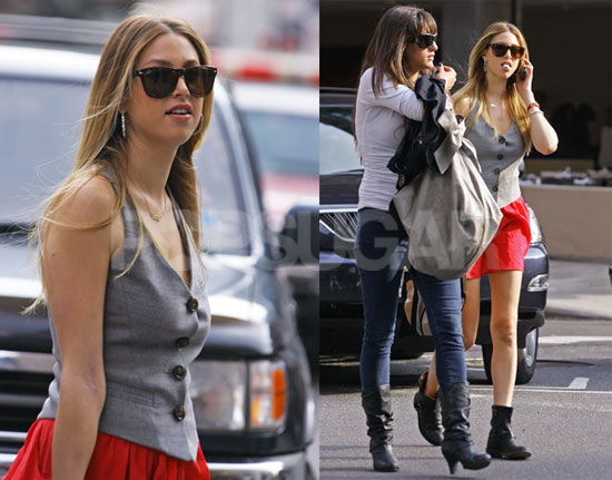 whitney port fashion line. Whitney Port and Her Clothing