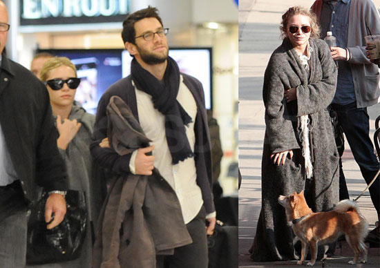 mary kate ashley olsen family