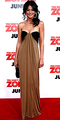 Emmanuelle  Chriqui in Amanda Wakeley