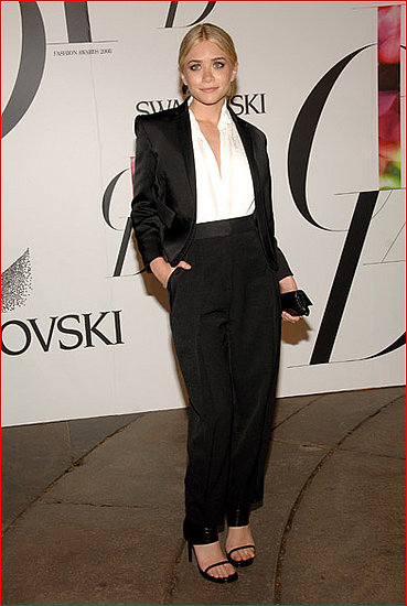 Ashley Olsen in Calvin Klein Resort 2009