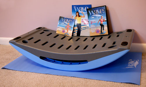 the wave exercise machine