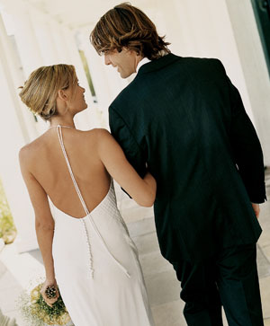 Low Back Wedding Dress 3