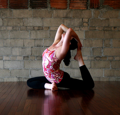 How to Do One-Legged King Pigeon Pose | POPSUGAR Fitness