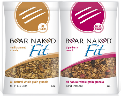 Bear cereal naked