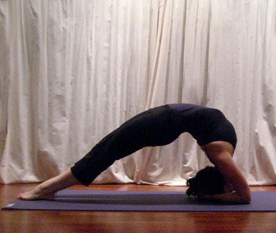 Two-Legged Inverted Staff Pose | POPSUGAR Fitness