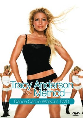 tracy anderson, tracy anderson workout dvd, dance dvd