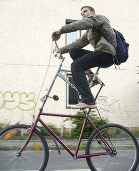 Bikes For Large People Towering Tall Bikes POPSUGAR