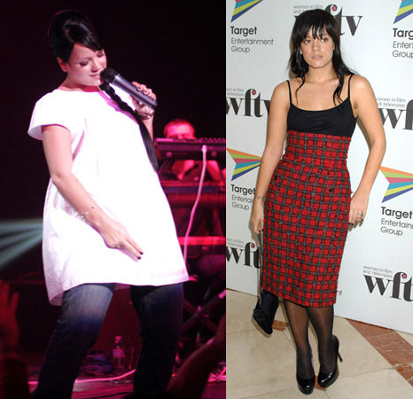 lily allen Chubby