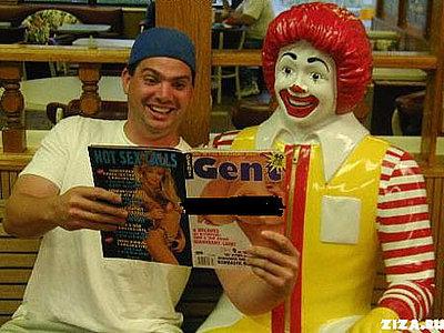mcdonalds gaustad gratis erotikk