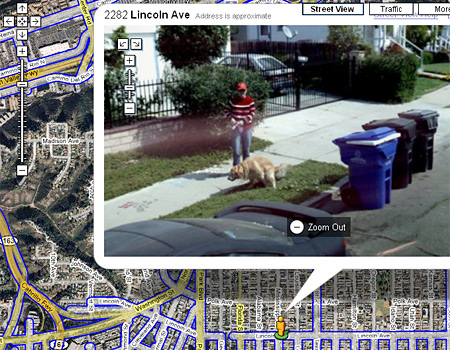 google street view 14