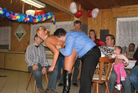 Apologise, but, bachelorette party gone bad