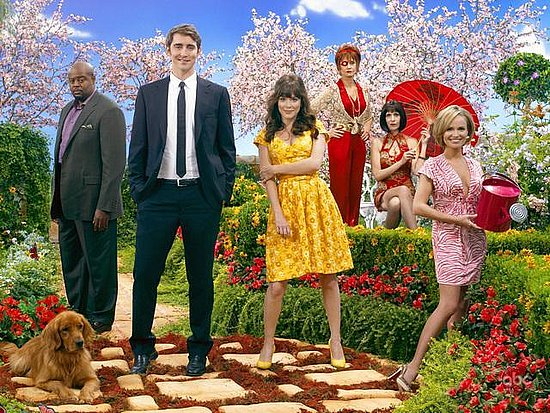 pushing daisies - I love Chuck's style!