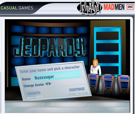 jeopardy online games