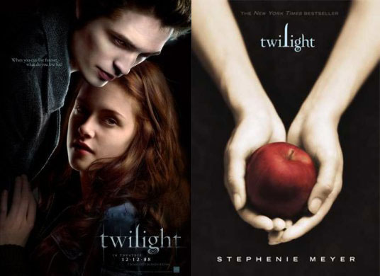 twilight better as a movie or as a book popsugar
