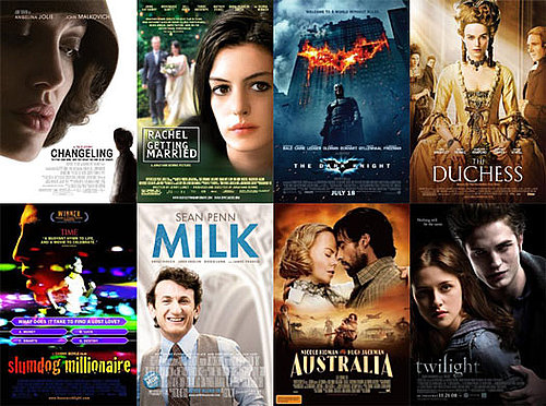 what is the best dramatic movie of 2008 popsugar