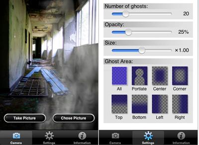 ghost phone app