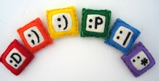 Whether you use emoticons or not (personal preference, completely),