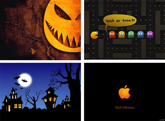 Download of the Day: Halloween Wallpapers | POPSUGAR Tech