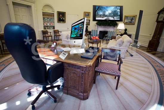 Obama To Make Over The White House With Gadget Goodies