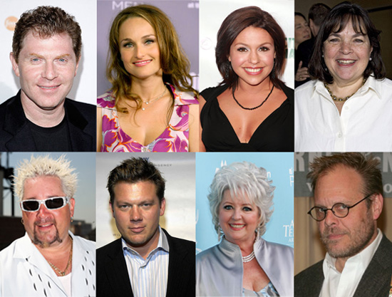 Who's Your Favorite Food Network Chef of 2008? | POPSUGAR Food