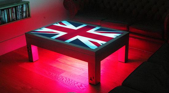 illuminating coffee table 2