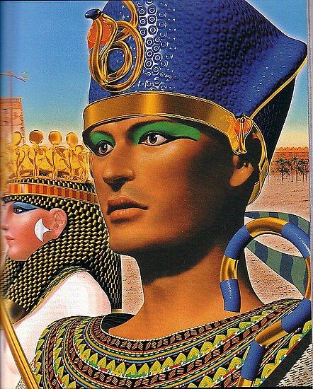 قراءة كتاب الفرعون الذى يطارده