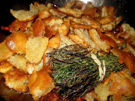 Top Chef Ryan Scott Shows Us How to Make Croutons | POPSUGAR Food