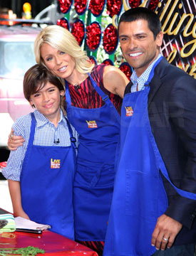 Mark Consuelos Kids Sugardaddy Mark Consuelos
