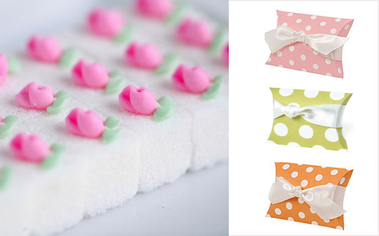 Hostess and Party Favors for Tea Parties