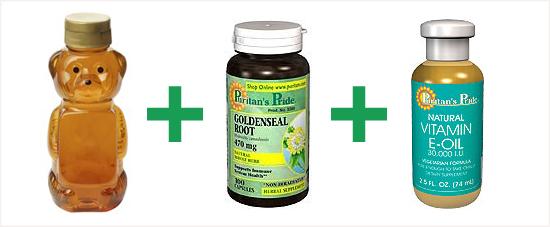 natural steroids eczema