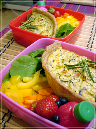 Modern American Bento, thanks to Jokergirl