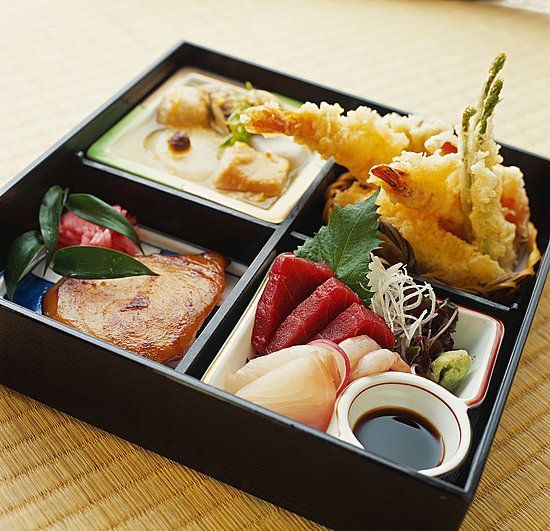 Traditional Bento