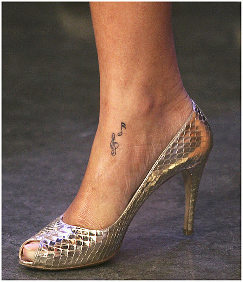 rihanna tattoo pictures. Rihanna#39;s Tattoos