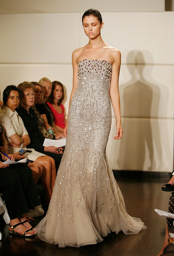 Badgley Mischka Resort 2009 Gallery | coutorture - :  coutorture sequined resort 2009 designer