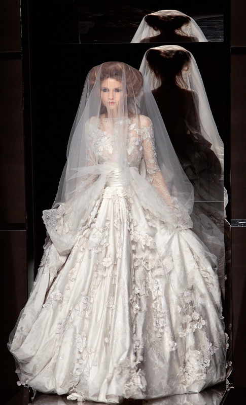 Elie Saab Haute Couture Gallery | coutorture - :  bridal wedding designer vail