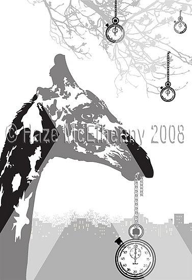Fueled by Time © Haze McElhenny 2008