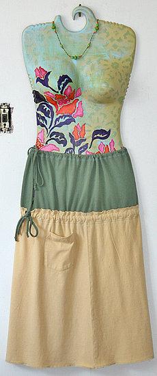 Poly-Morphic Skirt © Haze McElhenny 2008